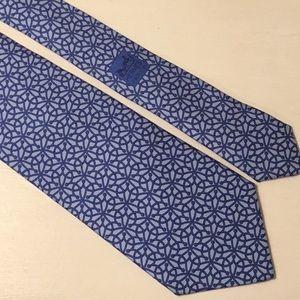 Hermès Geometric Horse Tack Tie